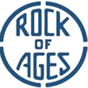Rock of Ages logo Hudson Valley Monument Group