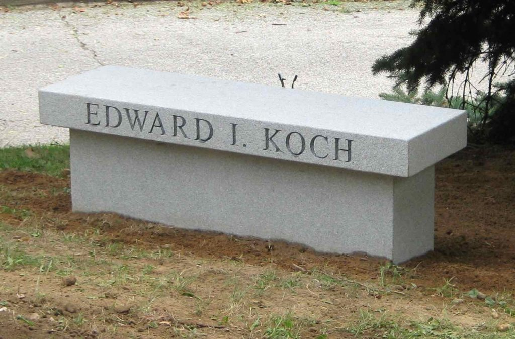 Civic Memorial – Bench – Koch 2