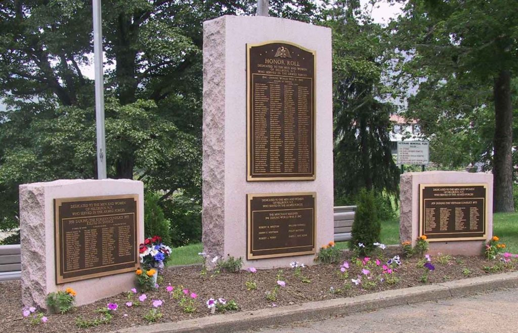 Civic Memorial – Hillburn